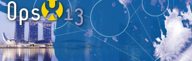 Newport Consulting OpsX13 Forum SAVE THE DATE 23-23 October 2013